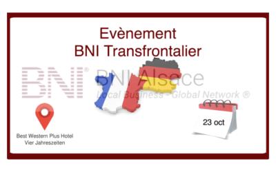 BNI Transfrontalier 2018