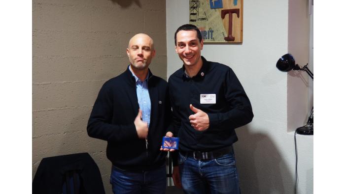 Yannick MEYER, Membre performant du Groupe BNI Business Expansion Colmar