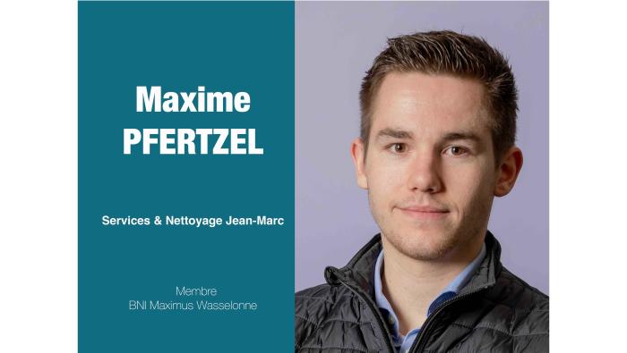Témoignage de Maxime Pfertzel