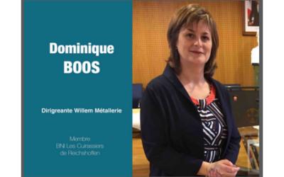 Témoignage de Dominique Boos