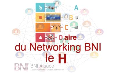 ABCDaire du Networking BNI : le H ….