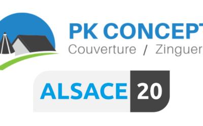 PK Concept, sur Alsace 20